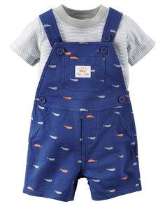 Baby Boy 2-Piece Tee