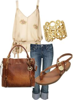"""Untitled #92"" by gracielynn23 on Polyvore I want to wear this to Countryfest this summer!"