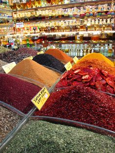 Spice Bazar, Istanbul, Turkey.    such an incredible place.