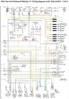 gmc 3500 wiring diagram 1995 gmc 3500 wiring diagram gmc truck wiring diagrams on gm wiring harness diagram 88 ... #15