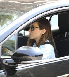 Marvel Girls, Elizabeth Olsen, Vehicles, Car, Automobile, Autos, Cars, Vehicle, Tools