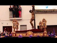 SEMANA SANTA FUENTE OBEJUNA 2014 Cristo de la Misericordia - YouTube