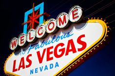 Welcome to Fabulous Las Vegas Vintage Neon Sign - Retro Home Decor - Colorful Googie Wall Art - Graphic Art - Fine Art Photography by RetroRoadsidePhoto on Etsy https://www.etsy.com/listing/167056203/welcome-to-fabulous-las-vegas-vintage