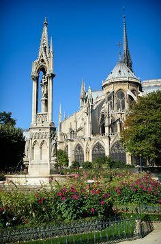 Cathédrale Notre Dame, Paris