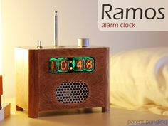 awesome retro alarm