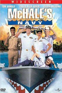 Set sail on a hilarious voyage to outrageous adventure as Tom Arnold, Debra Messing, David Alan Dean Stockwell, Tim Curry and Oscar winner Er. Blockbuster Movies, New Movies, David Alan Grier, Mchale's Navy, Dean Stockwell, Ernest Borgnine, Debra Messing, Tim Curry, Classic Comedies
