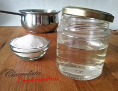 Sciroppo di zucchero Infused Water, Non Alcoholic Drinks, Mousse, Smoothies, Mason Jars, Blog, Cream, Kitchens, Canning