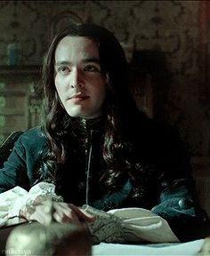 Alexander Vlahos as Monsieur Philippe Duc D'Orleans in the canal+ series Versailles