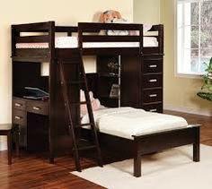 Hochbett Mit Schreibtisch Für Kinder Und Erwachsene