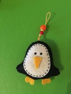 Little Pinguin with felt
