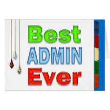 Image result for admin cards