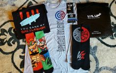 Geek Up Your Style with Loot Crate Level Up | #LootCrateLevelUp #FanGirlFriday