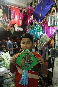 The Kite Shop Owners Son