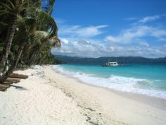 White Beach in Boracay- a beautiful spot I plan to return to with someone lovely.