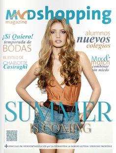 Ya está disponible la nueva MVD Shopping Magazine para ver online, en la Apple Store, y en nuestro local de comprador frecuente. Adelantamos el verano!