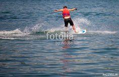 """Laden Sie das lizenzfreie Foto """"Ich fliege!"""" von Photocreatief zum günstigen Preis auf Fotolia.com herunter. Stöbern Sie in unserer Bilddatenbank und finden Sie schnell das perfekte Stockfoto für Ihr Marketing-Projekt!"""