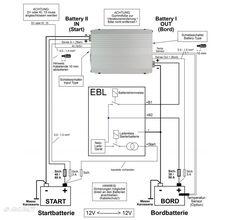 Ladebooster Schaltbild für Fahrzeuge mit EBL