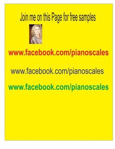 Let's connect www.facebook.com/pianoscales for free music theory samples Music Theory, Connect, Let It Be, Facebook, Learning, Free, Color, Studying, Colour
