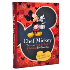 Chef Mickey Treasures From the Vault
