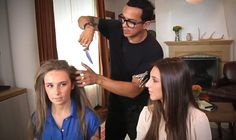 """For all you ladies that """"tease"""" your hair...this is how to do it right! Backcombing is an easy way to add sexy volume to your look when done properly, but it can make a birds nest out of your hair if you don't follow the right steps. Hair expert Eric Gabriel teaches us the no-no's of hair teasing, and how to do it right."""