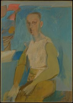 The Acrobat  Willem de Kooning  (American (born The Netherlands), Rotterdam 1904–1997 East Hampton, New York)