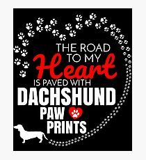 The Road To My Heart Is Paved With Beagle Paw Prints Beagle dog T-Shirt Sweater Hoodie Iphone Samsung Phone Case Coffee Mug Tablet Case Gift Photographic Print Dachshund Shirt, Dachshund Gifts, Funny Dachshund, Dog Gifts, Pocket Beagle, Dog Tumblr, Cairn Terrier, Dog Art, Husky