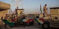 L'engin, qui a aussi tué deux peshmergas kurdes, aurait été envoyé par un groupe lié à l'organisation Etat islamique, un mode d'action inédit contre les forces françaises.