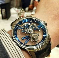 skeleton watches for men silver Amazing Watches, Beautiful Watches, Cool Watches, Rolex Watches, Unique Watches, Skeleton Watches, Dream Watches, Luxury Watches For Men, Men's Accessories