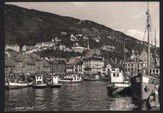 Bergen , Vågen 1940