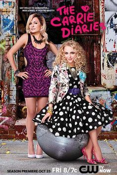 The Carrie Diaries streaming