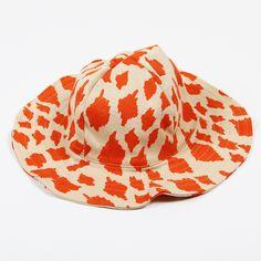 Giraffe Sun Hat #Kids #Sun_Hat #Hat #Giraffe