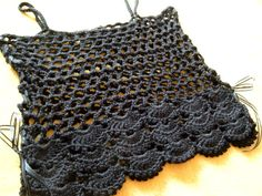 Crochet Summer Cami