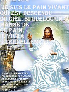 Parole -année liturgique A  (images et PAROLE): A -  SAINT CORPS ET SANG DU SEIGNEUR