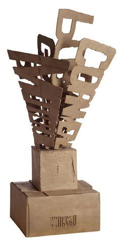 Wayne White : Sculptures