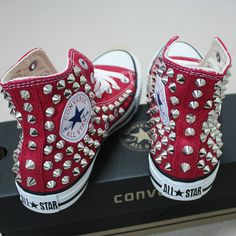Converse ALL Star With Studs