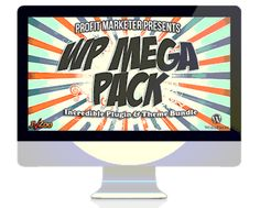 WP Mega Pack – TOP Beautiful Premium Themes and Powerful WordPress Plugins to Generate Your Traffic and Get Huge Profits
