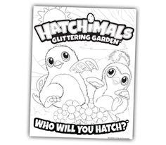 122 Best Hatchimales Printables Images Fiestas Printables Ontario