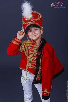 Купить или заказать Костюм гусара в интернет-магазине на Ярмарке Мастеров. карнавальный костюм гусара для мальчика комплектация: мундир, китель, кивер, брюки, сапоги 134-146+1000…