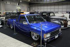 Nissan Pickup Lowrider Related Nissan Hardbody, Chevrolet S 10, Dropped Trucks, Nissan Trucks, Nissan Infiniti, Mini Trucks, Custom Trucks, Pickup Trucks, Truck Parts