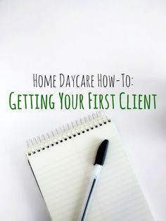 The most difficult part of opening a home daycare is getting your name out there and landing your first client. It may take up to a few months, but once you find your first family, more will quick...