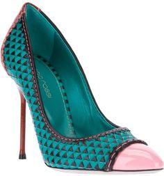 Sergio Rossi 950 |2013 Fashion High Heels|