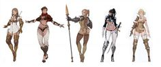 Bless – New article focuses on armour and costume designs philosophy   MMO Culture