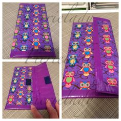 Duct tape crafts ; fierielady crafts