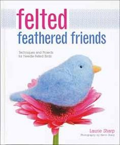 FaveCrafts Giveaway:  Felted Feathered Friends.  Giveaway ends December 4, 2012.