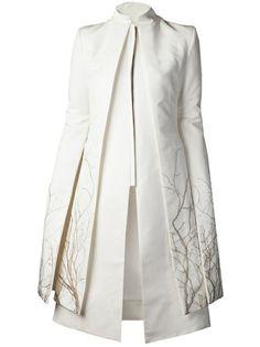 GARETH PUGH - tree embroidered coat 7