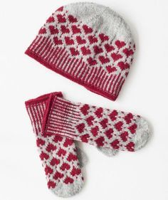 Knitted Mittens Pattern, Fair Isle Knitting Patterns, Knitting Blogs, Knit Mittens, Knitting Charts, Knitted Gloves, Knitting Yarn, Free Knitting, Knitting Projects