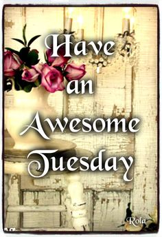 ✨Tuesday Blessings!✨