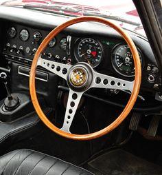 1967 Jaguar E-Type Series 1½ 2+2 Coup. I'm gonna need a mop