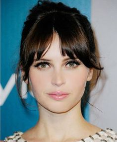 Beautiful Celebrity Hairstyles with Lashes