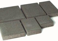 Roomalaiset kivet, musta